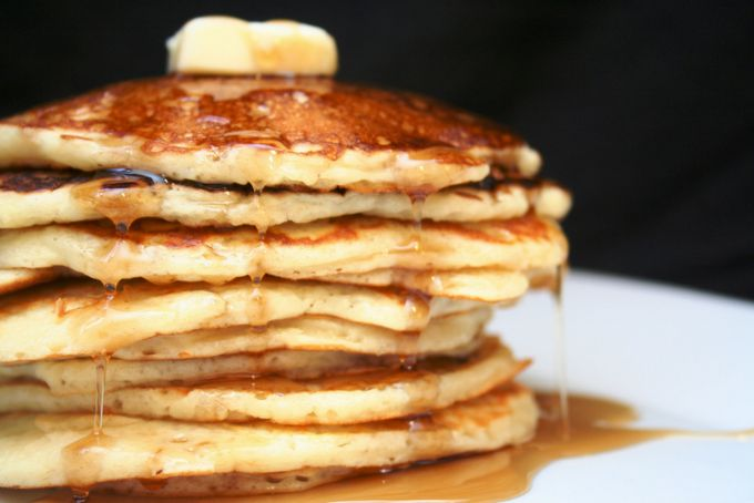 This recipe truly makes the best homemade pancake syrup! My family loves it. It tastes divine on our fluffy buttermilk pancakes.