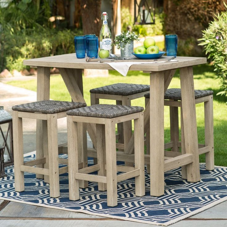 36 best Patio Furniture images on Pinterest | Outdoor decor, Outdoor ...