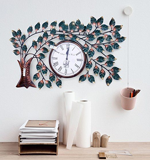 10 best Decorative Antique Vintage Wall Clock Home Wall Decor