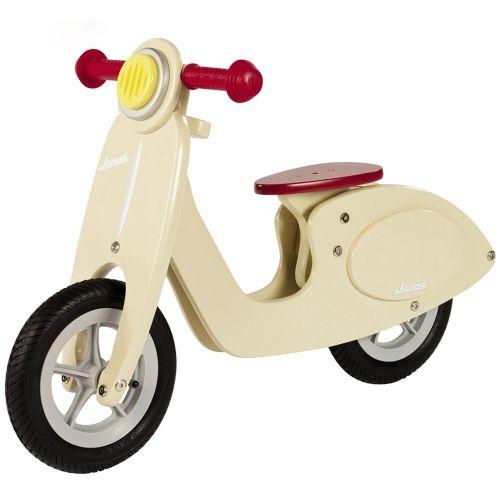 Janod Scooter (Houten Speelgoed)