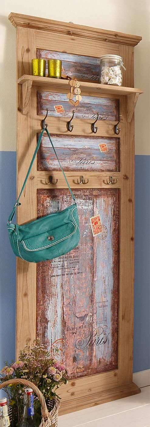 Home affaire, Garderobe »Vintage«, in zwei Farben