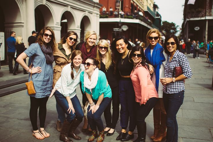 What to do in New Orleans for a Bachelorette Weekend