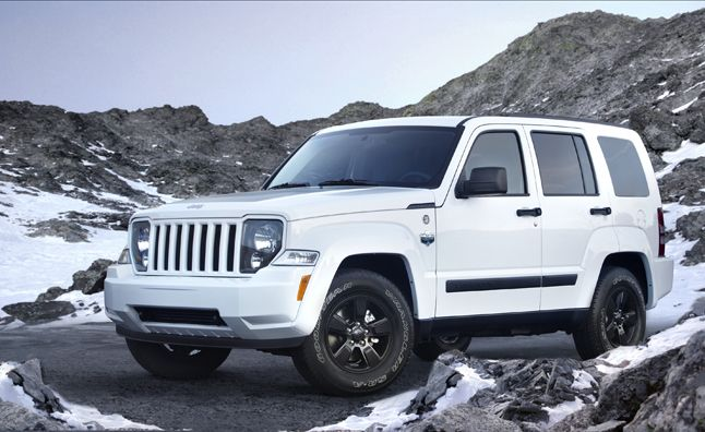 2014 Jeep Liberty Headed for NY Auto Show Debut. For more, click http://www.autoguide.com/auto-news/2013/02/jeep-liberty-headed-for-ny-auto-show-debut.html