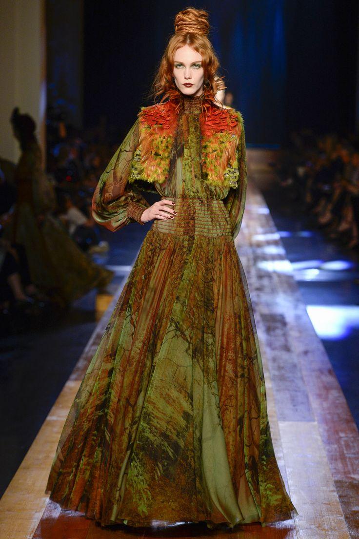 Défilé Jean Paul Gaultier: Haute Couture automne-hiver 2016-2017