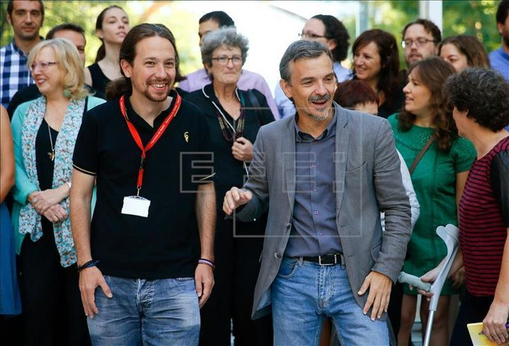 "I #politica glesias promete no unirse ""en ningún caso"" a un frente anti-independentista #podemos #pabloiglesias #noticias"