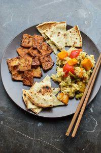 Caramelized Ginger Tofu   Recipe