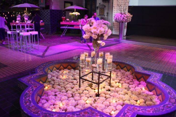 Decoraci n rom ntica con velas para tu boda decoraci n for Decoracion boda romantica