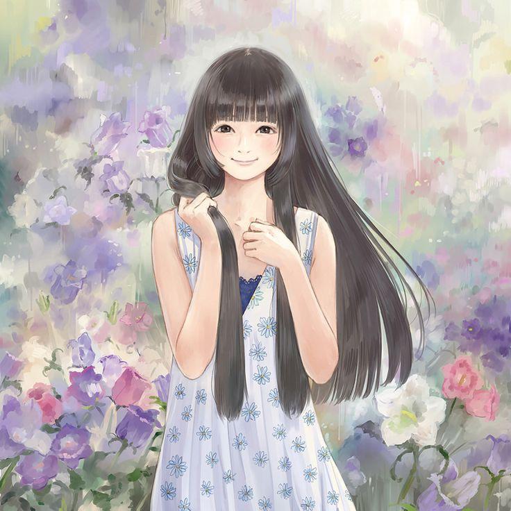 岸田メルのイラスト : 画像