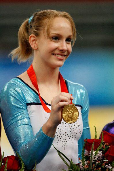 Sandra Raluca Izbașa - Floor Gold - Beijing 2008