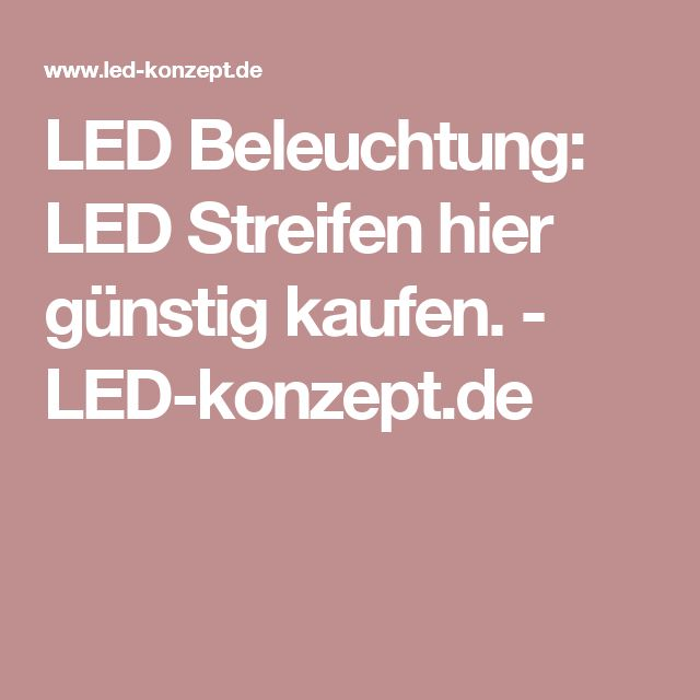 Hervorragend Die besten 10+ Streifenbeleuchtung Ideen auf Pinterest | Led  DB53