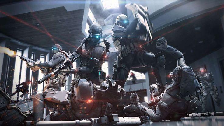 Компания #Ubisoft объявила о закрытии тактического шутера Tom Clancy's Ghost…