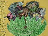 It Happens in a Flash: MFW-ECC - Week 9 - Brazil - Free Rainforest & Brazil Lapbooks