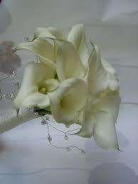 svatební kytice kaly - Hledat Googlem