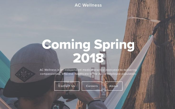 Apple Launching AC Wellness Medical Clinics for its Employees