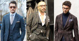 ジャケパンといえば、オンオフ問わず男性にとって欠かせない着こなしの定番だ。定番だけにコーディネートによって印象に大きく差が出るスタイルであることも事実。今回はジャケパンスタイルにフォーカスして、基礎知識や実際の着こなし&注目アイテムについて紹介! ジャケパンとは? ジャケパンとはご存知の通り「テーラードジャケット+パンツ」を略した通称で、ビジネススタイルにおけるコーディネートからオフカジュアルにおけるコーディネートを指す。スーツとは異なりジャケットとパンツの組み合わせによって、着こなしアレンジが効くのが特徴。 the-style-guide 基本的にビジネススタイルの場合には、テーラードジャケットにスラックスを合わせた着こなしが定番。メタルボタンの配されたブレザーやジーンズやチノパンといったいわゆる5ポケットパンツ(カジュアルパンツ)を合わせるコーディネートは基本的にオフカジュアル仕様だ。 backofhouse ジャケットとパンツの組み合わせ 何と言っても定番は「ネイビージャケット×グレースラックス」。 しかし色味の組み合わせについては、「ネイビージャケット×ダークネイ...