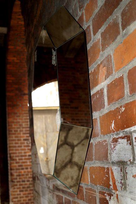 зеркало Mi-04 - Шкло-Люкс Ярослав Фрончак - лазерная 3d гравировка внутри стекла