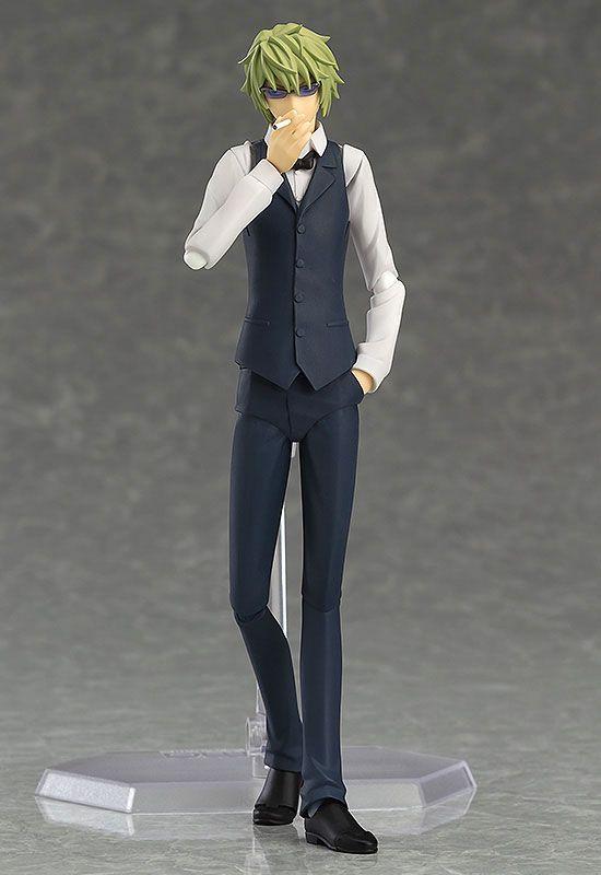 Durarara!!+x2+figurine+Figma+Shizuo+Heiwajima+Max+Factory