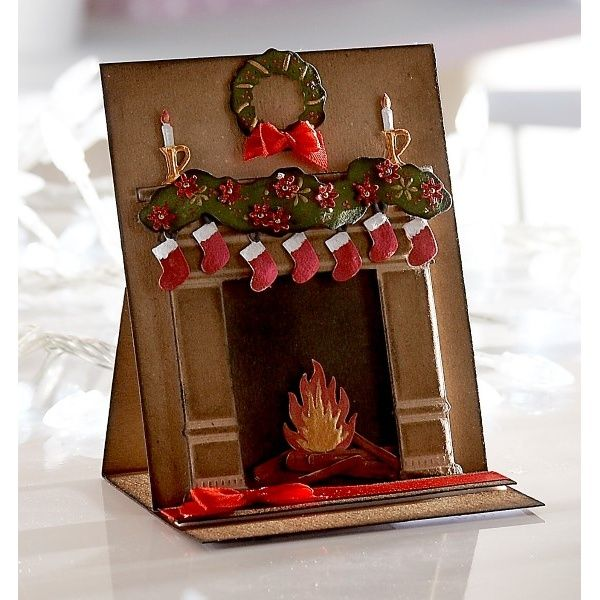 fireplace memory box die images - Google Search