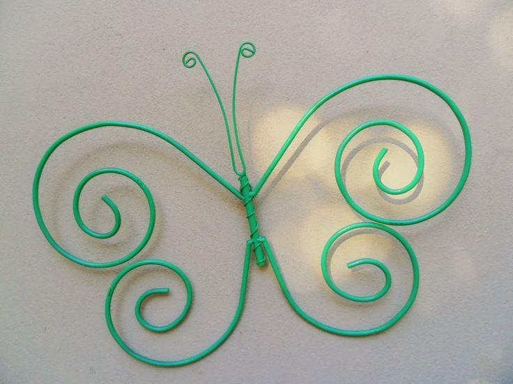 Mariposas de hierro: Tienda Deco C