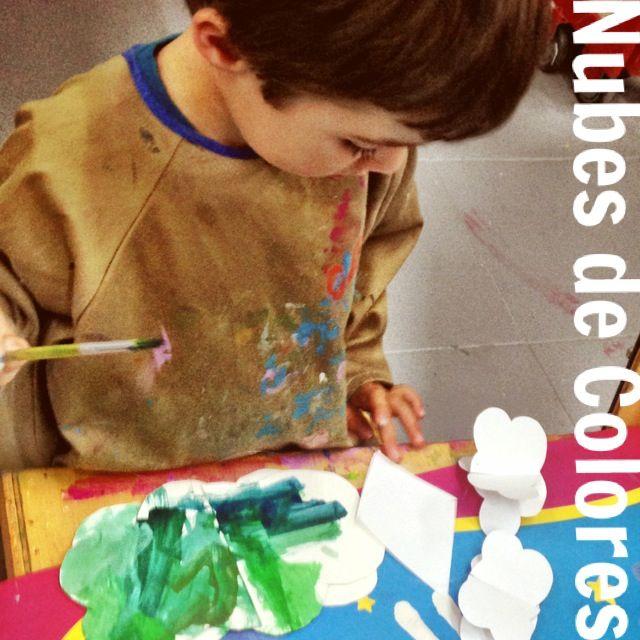 Talleres Creativos Flexibles. Dos horas de taller, de acuerdo con la etapa gráfico plástica en la que se encuentra el niño. Puede incluir opción de snack.
