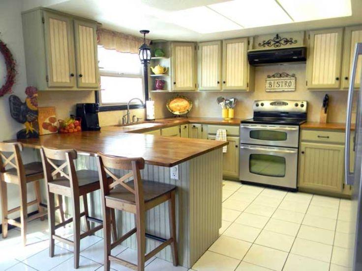 Кухня в стиле Прованс – 101 идея оформления (+фото)