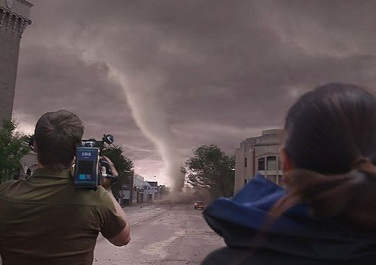 Sneak Peek: 'Into the Storm' Cannot WAIT for this movie! I need a new Tornado movie! Eeek!