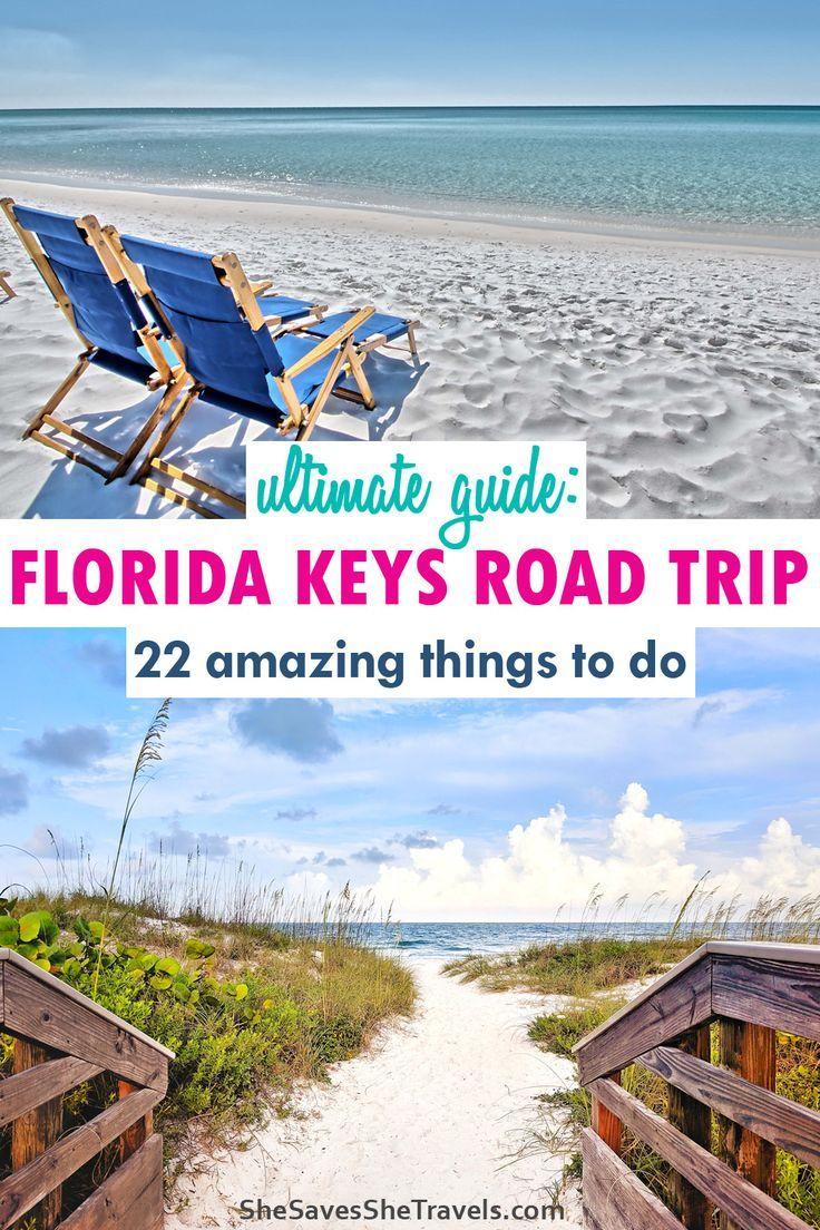 Miami To Key West Road Trip 22 Incredible Things You Can T Miss Florida Keys Road Trip Road Trip Florida East Coast Road Trip