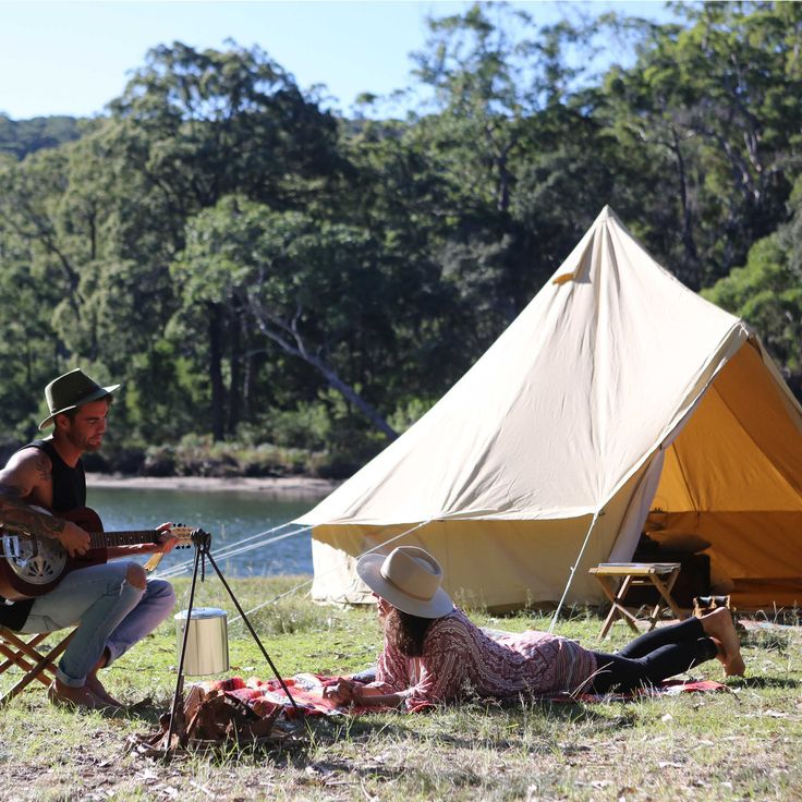 Description The Odyssey Canvas Bell Tent is the highest quality canvas bell tent available, and super user friendly. The 'Odyssey' 5m bell tent is a modified version of the standard bell tent, designed to be super functional and durable for Australian camping whilst maintaining the charm of the traditional bell tent. Our unique design means this bell tent can erect tightly with no areas for water to gather. We utilise the toughest, army grade canvas available 380GSM. Our canvas is…