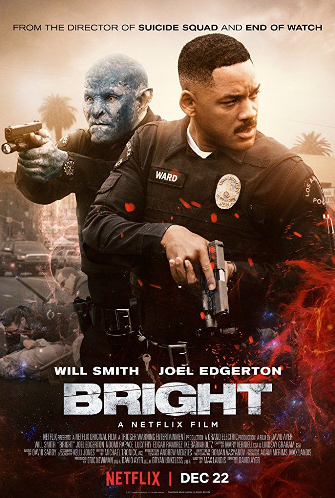 Image result for will smith bright movie promotion