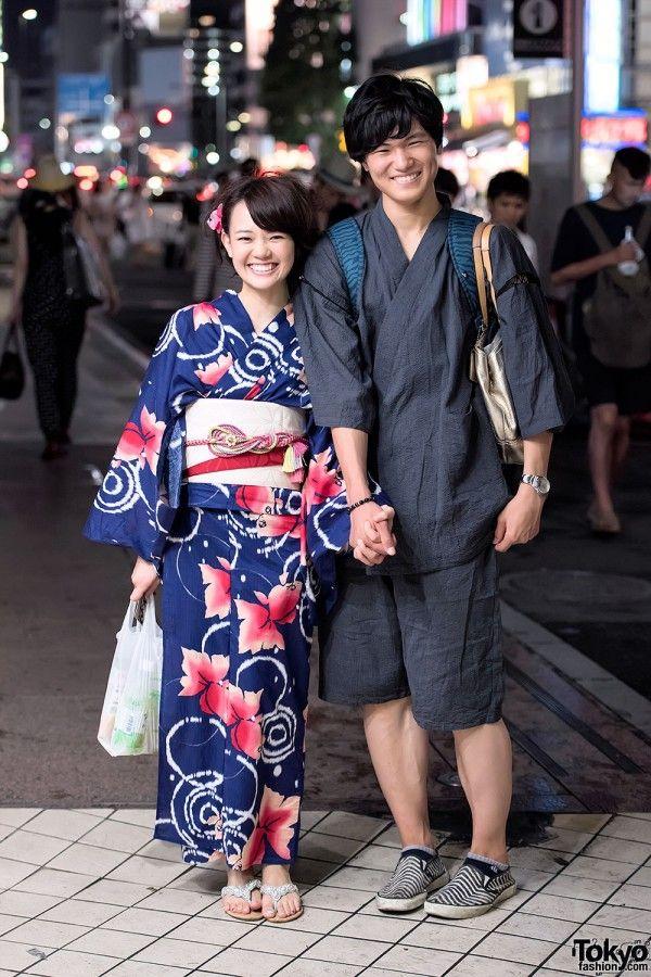 Japanese Yukata in Harajuku (8)