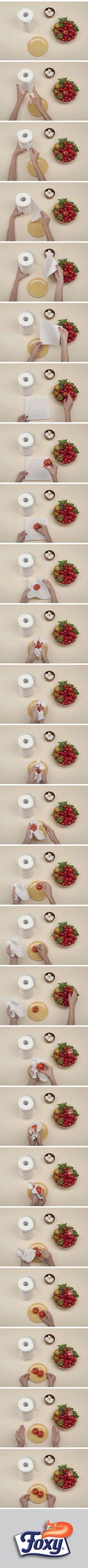 Che sia estate o inverno, a una fresca insalata di pomodori non rinunceremmo mai. Come conservare più a lungo una grande scorta? Scopri consigli e segreti su http://www.foxymega.it/optimize/impara-come-ottimizzarlo.php?id=Pomodori #foxy  #optimize #ordine #pomodoro #conservare #food #cucina #organization #ideas #home #space