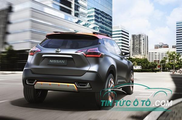 Nissan Juke thế hệ thứ hai không sử dụng động cơ Diesel