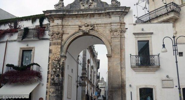 L'arco di Santo Stefano