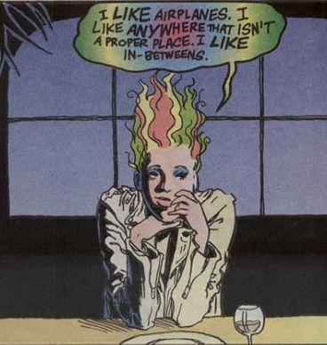 Delirium / The Sandman / Neil Gaiman