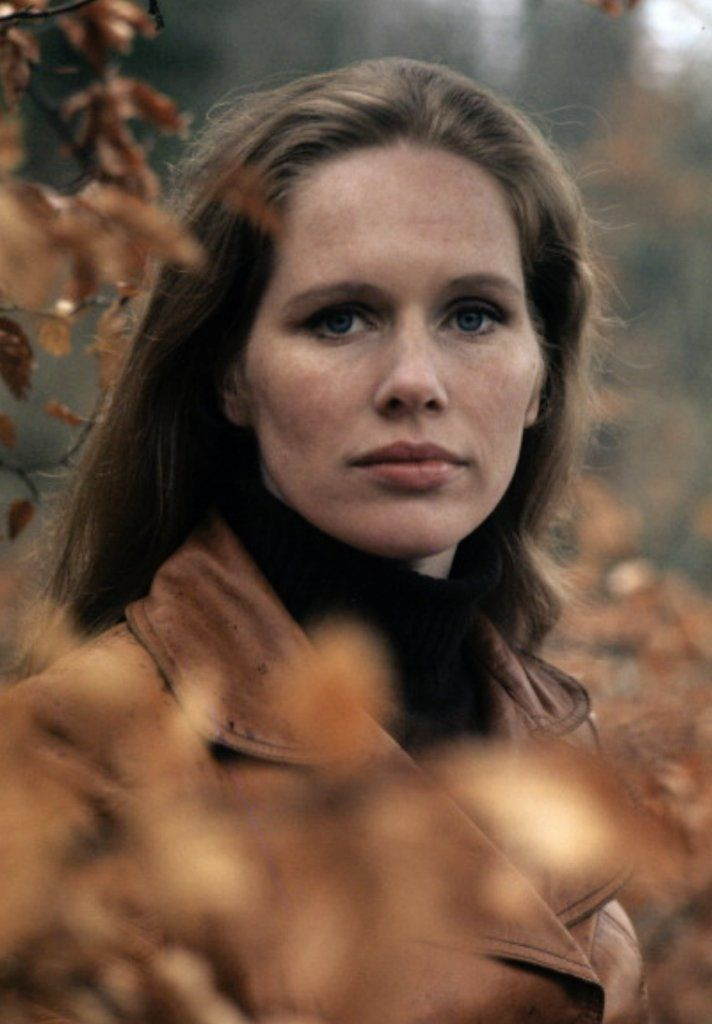 Liv Ullmann photographed by Philippe Le Tellier   1969