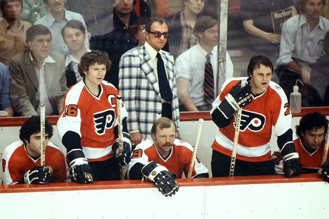 1970s Philadelphia Flyers aka The Broad Street Bullies