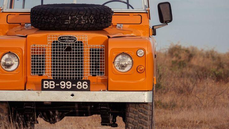 1971 Land Rover Series IIA ($31,000) - Petrolicious