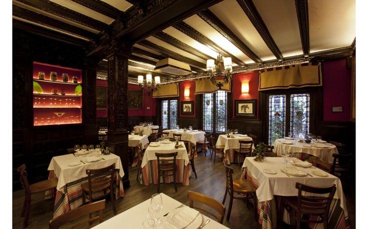 #Restaurante @LosGalayos #mesdeloscallos #Madrid