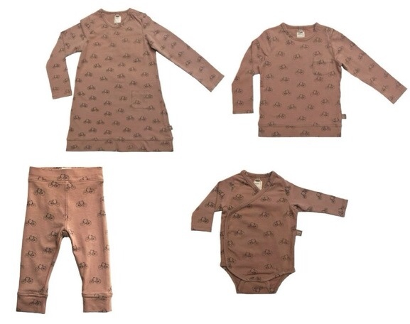 Lötiekids, ropa para bebés, colección de invierno y básicos de toda temporada: Moda Niñosniña