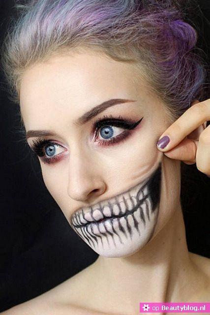 Halloween make up 2014 17
