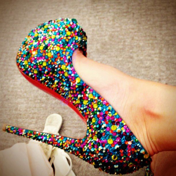omg ........ i'm speechless ...... i want!!! Shoes I can Finally Wear with Dr. Scholl's For Her Ball of Foot Inserts