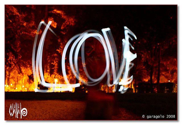 Signes De Lumière - light painting - light art - photography - 4/11/2008