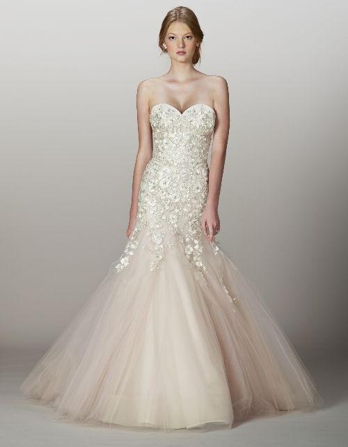 wedding dress trends 2013 Mark Zunino Wedding Dresses Glendalough Manor Bride | Green Wedding Ideas