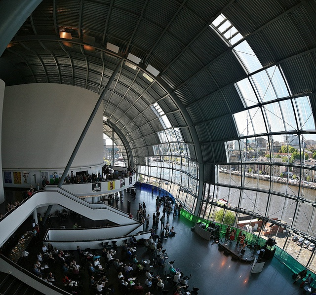Interior of The Sage Gateshead