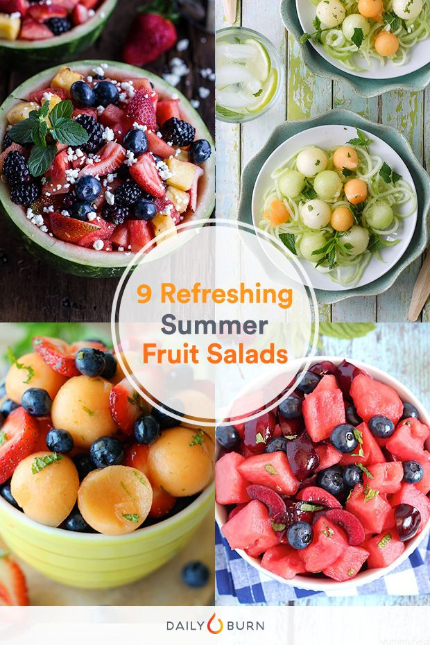 9 Refreshing Fruit Salad Recipes for Summer