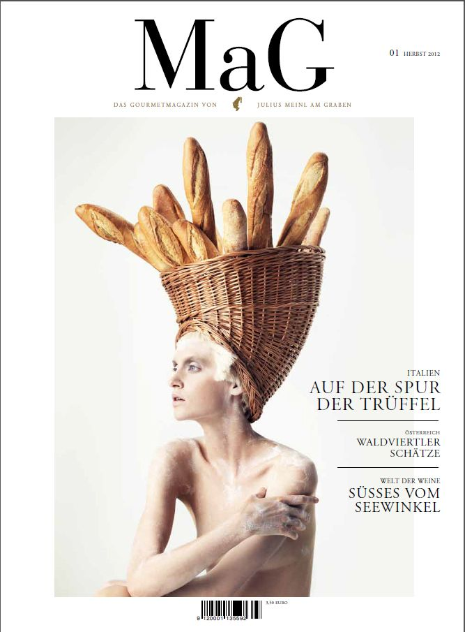 """MaG Herbst 2012 - Thema """"Trüffel"""""""