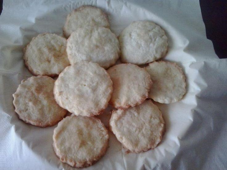 biscotti burrosi per celiaci
