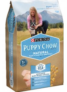 $4.00 off Purina Puppy Chow Natural Puppy Food Printable and Mailed Coupon on http://hunt4freebies.com/coupons