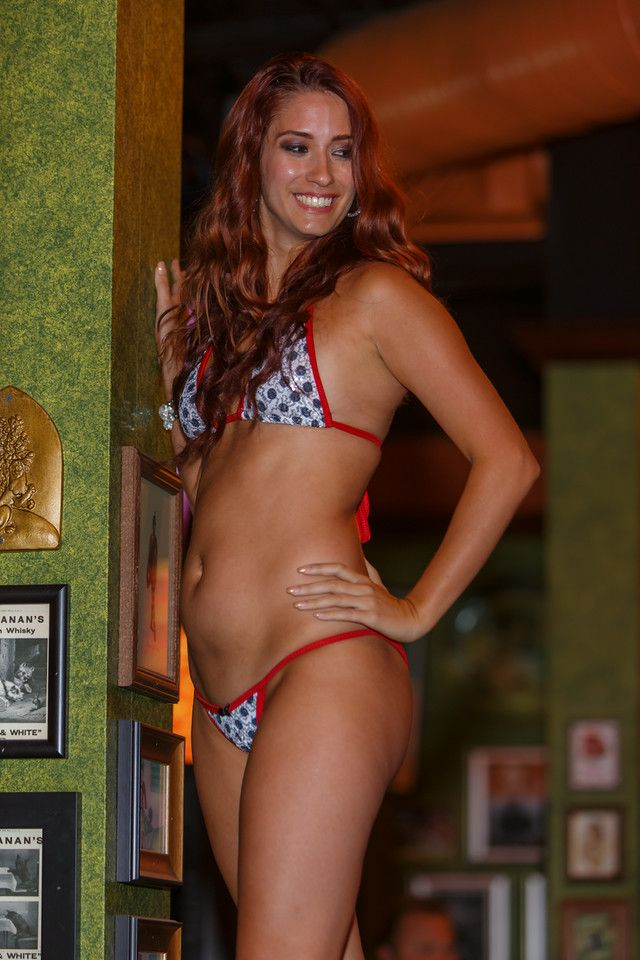 Tilted Kilt Frisco Bikini Contest