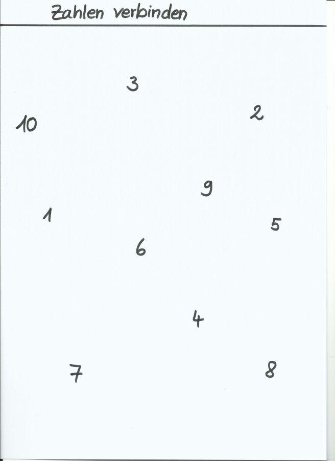 Zahlen verbinden1 von tinasblumenwiese